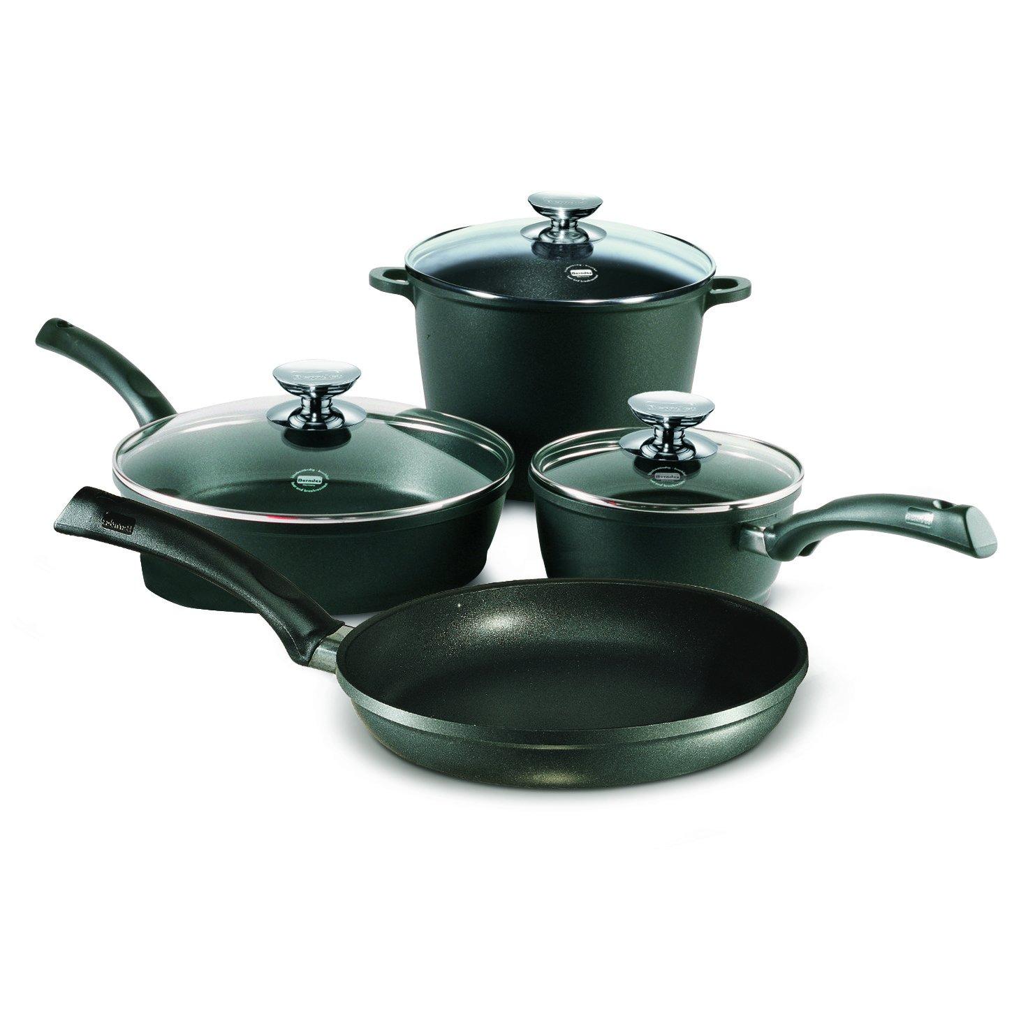 Berndes SignoCast Classic 7-Piece Cookware Set by Berndes B00008DGNR
