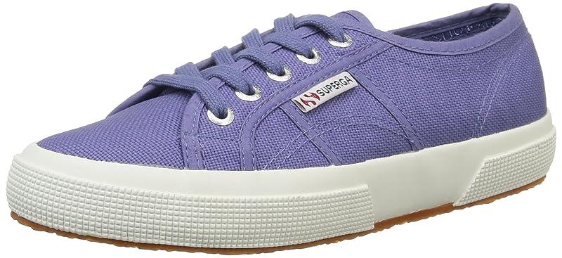 Superga 2750 Cotu Classic Sneakers Low-Top Unisex Damen Herren Blau