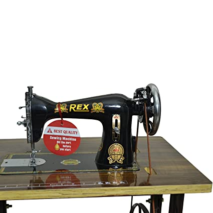 Rex Vijay Tailor Stand Table Sewing Machine