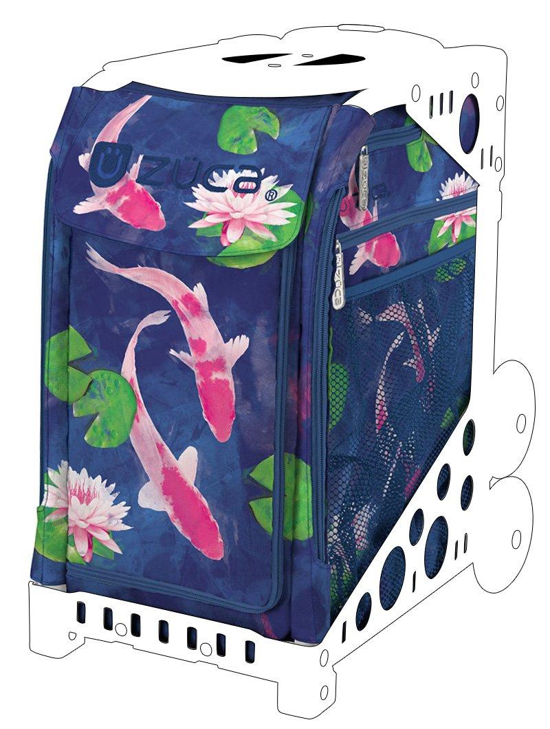 Zuca Koi Fish Sport Insert Bag (Bag Only) by ZUCA