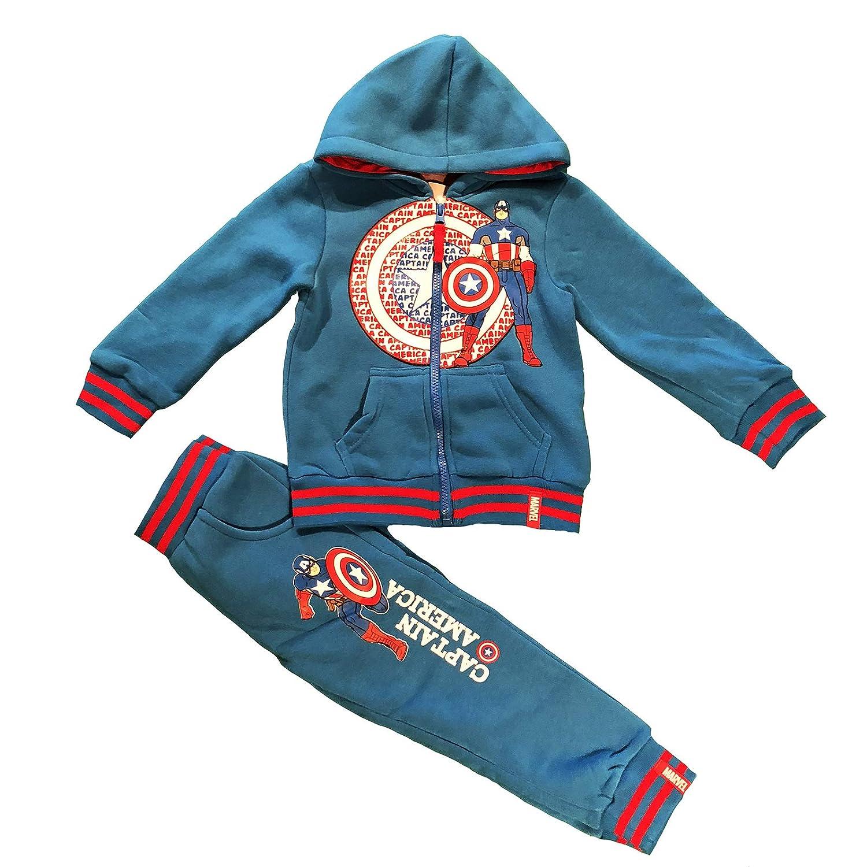 super eroi - Chándal - para niño Turquesa 4 años: Amazon.es: Ropa ...