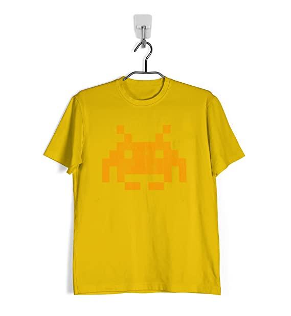 Ropa4 Camiseta Space Invaders FgchZs