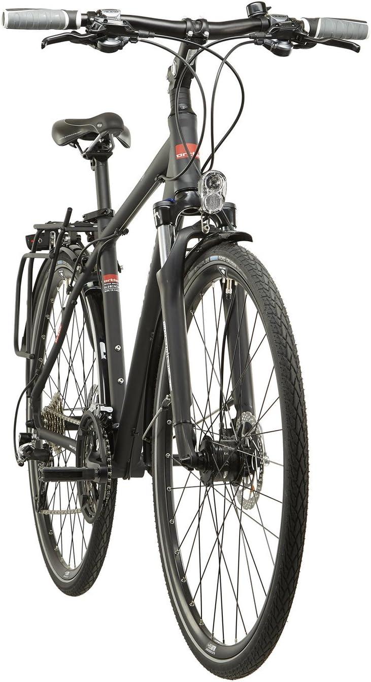 Bicicletas Trekking Hombre Negro 2016 Ortler Chur