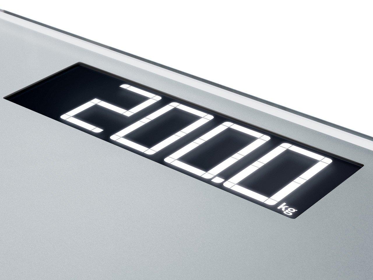 Soehnle 63864 Pesa Persona Elettronica Style Sense Comfort 600 200 kg