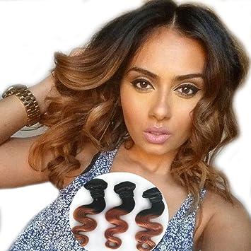 Amazon Com Xmh Short Human Hair Extensions 12inch Hair