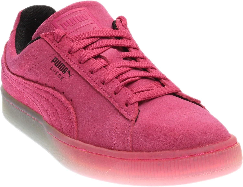 PUMA Mens Suede Classic Fade Future Fashion Sneaker