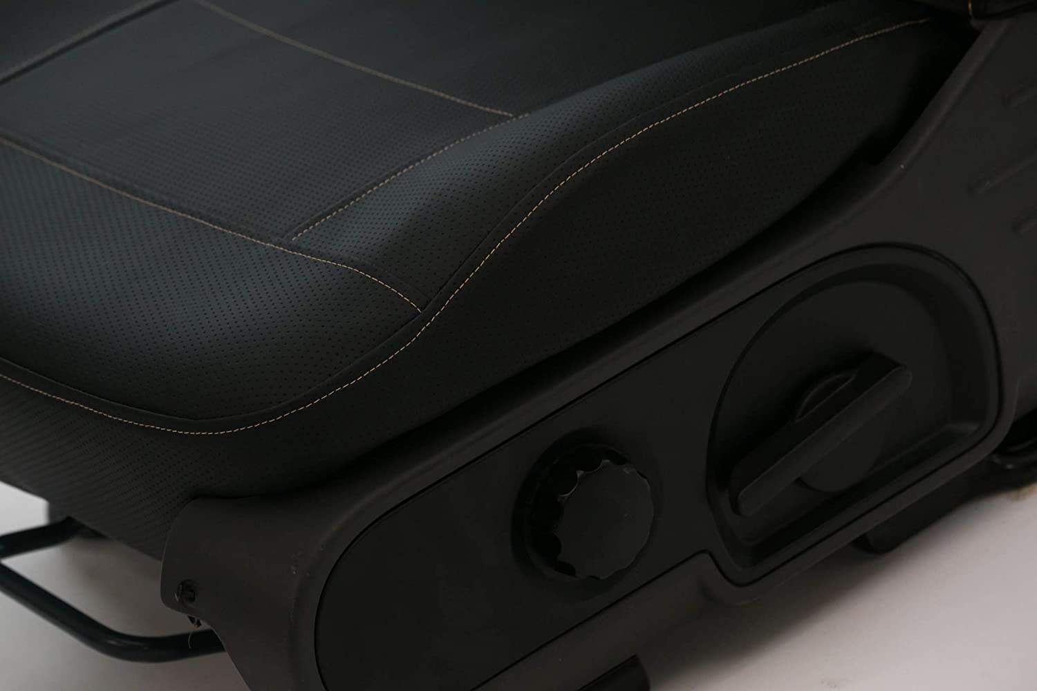 Custom Made Middle Saddleman S 779931-01 Black Seat Cover