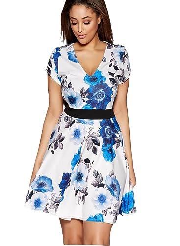 2211b72eb 7 vestidos de mujer primaverales para todo tipo de cuerpo