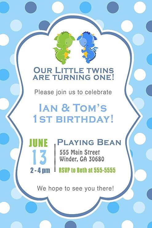 30 invitaciones para fiesta de cumpleaños con diseño de ...