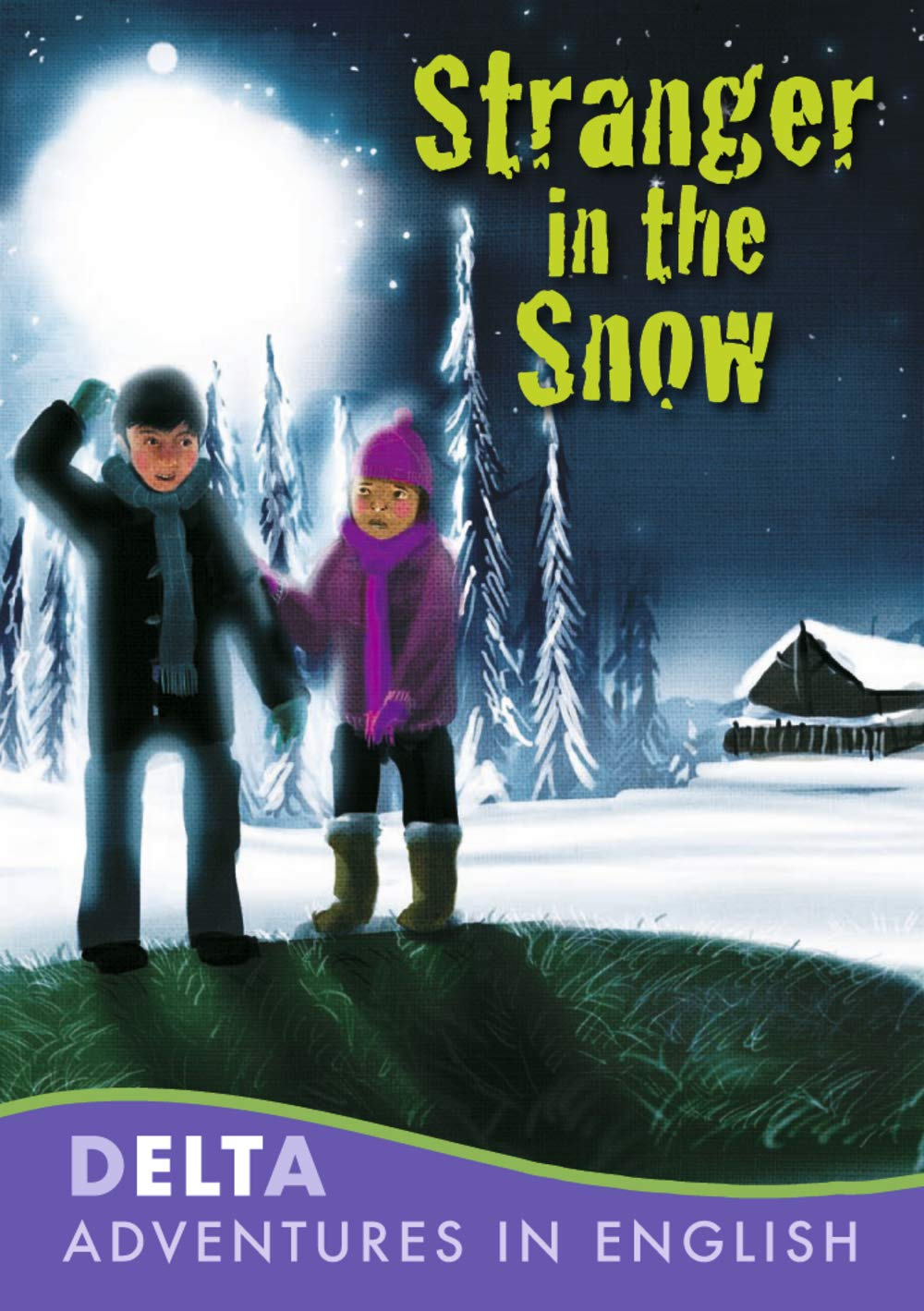 Download Stranger in the Snow (Delta Adventures in English) pdf epub