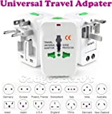 Gadget Hero's All In One Universal Power Adapter. Worldwide Travel Adaptor.