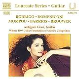 Antigoni Goni: Guitar Laureate Series