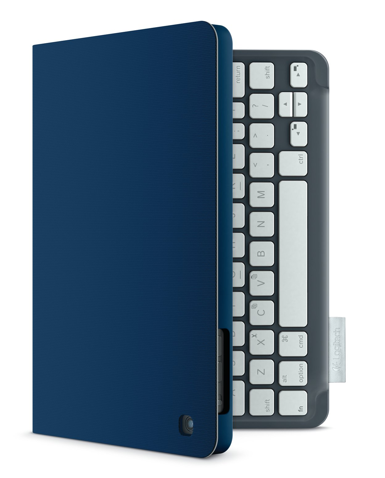 Logitech Keyboard Folio for iPad Mini - Mystic Blue 920-005338