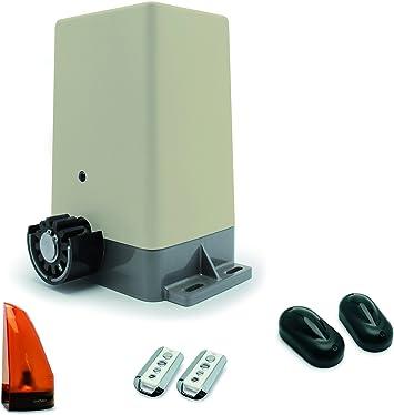 Avidsen 114452 Zenia - Motorización para puerta corrediza (12 V): Amazon.es: Bricolaje y herramientas