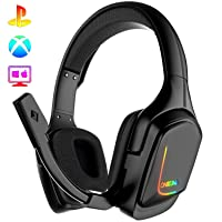 Deals on Candywe Gaming Headphones with 7.1 Surround Sound