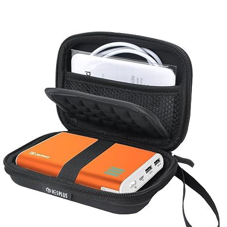 Amazon.com: hesplus EVA Shockproof Bolsa Caja de ...