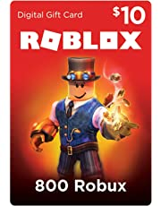 Roblox Gift Card - 800 Robux [Online Game Code]