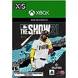 MLB The Show 21 Series X S Standard - Xbox Series X [Digital Code]