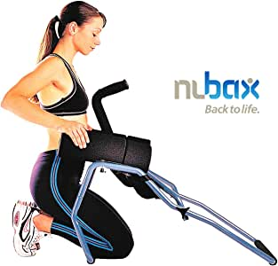 Nubax Back Stretching Machine - Spinal Traction for Back Pain and Back Aches