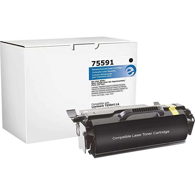 Amazon.com: Elite Image Remanufactured Toner Cartridge ...