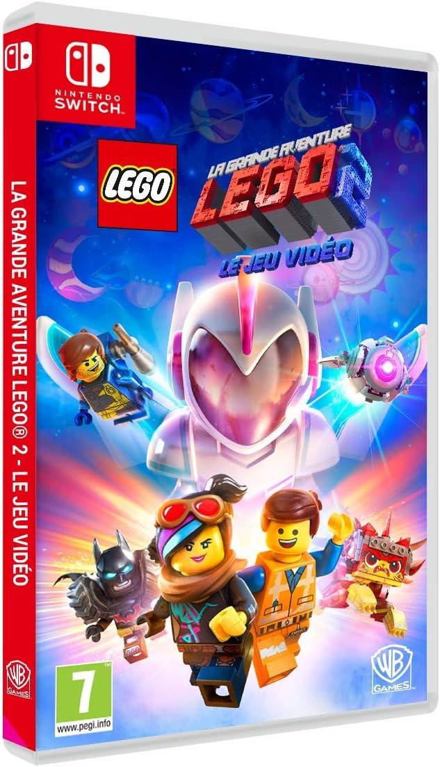 La Grande Aventure LEGO 2 : Le Jeu Vidéo: Amazon.es: Electrónica