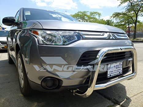 Amazon Com Vanguard Off Road Vgubg 0836ss For Mitsubishi Outlander