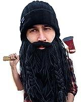 Beard Head - The Original Barbarian Roadie Knit Beard Hat