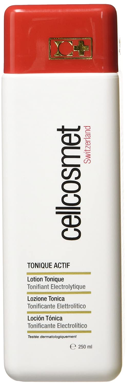 Cellcosmet Active Tonic 8.45 fl oz 250ml Cleansing Facial Lotion For Dehydrated Skin