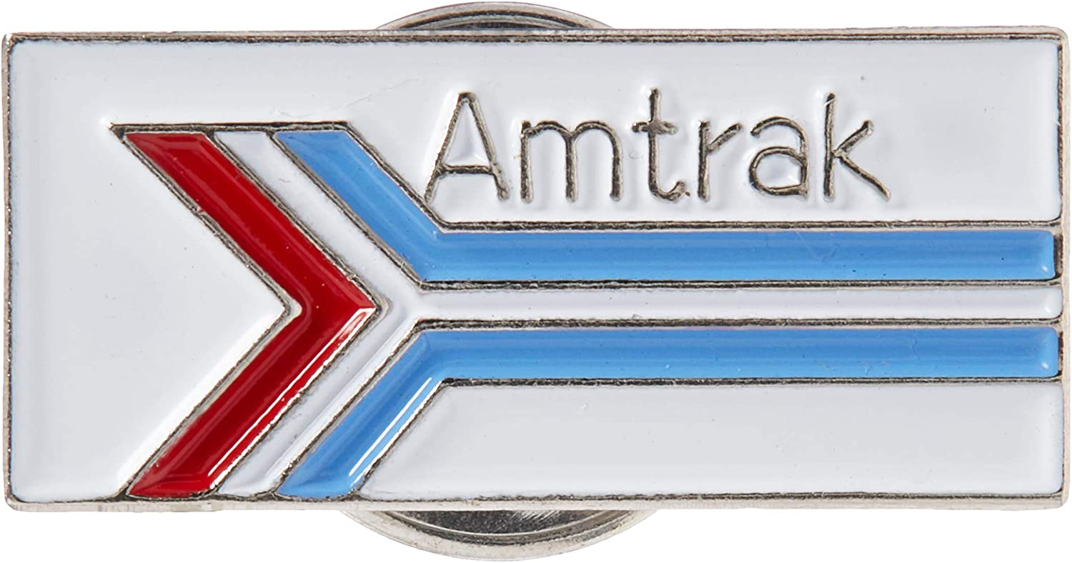 EagleEmblems P01245 Pin-RR,Amtrak 1
