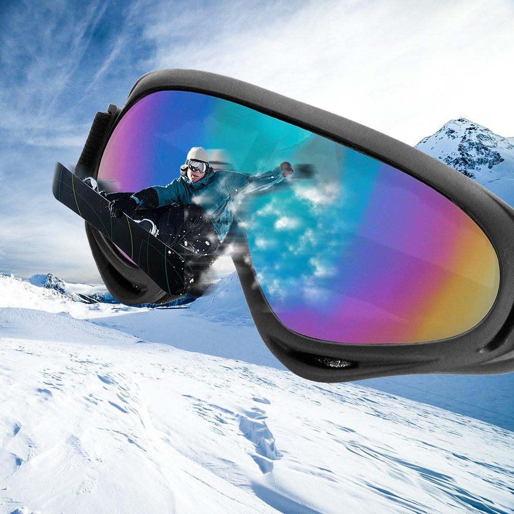 bd942bcd18f LJDJ Ski Goggles
