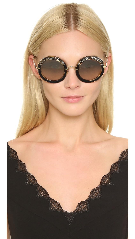 Miu Miu Sonnenbrille 0MU 08RS fj8pFz