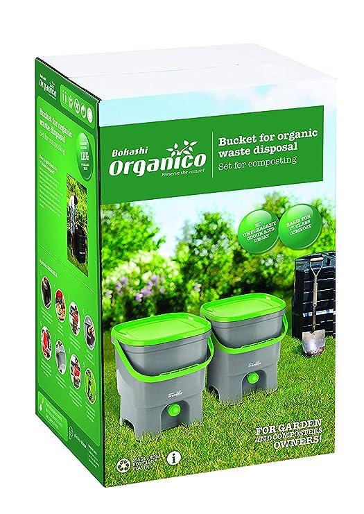 Skaza - Mina de tu Eco Bokashi Organico Composter de Cocina ...