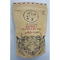 The Golden Duck Gourmet Salted Egg Yolk Potato Crisps