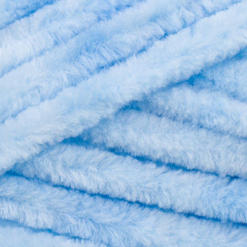 James C Brett Flutterby Supersoft Chunky 100g Knitting Yarn shade B17 Blue Multi