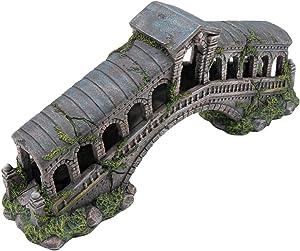 Penn Plax Medium Rialto Bridge From Penn Plax Fish Tank Ornament