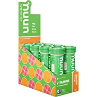 Nuun Vitamin Electrolyte Grapefruit Orange, 8 count