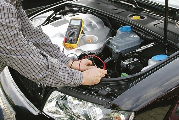KS Tools 150.2040 Multímetro para automóviles con Pinzas de inducción: Amazon.es: Bricolaje y herramientas