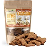 HolistaPet Hemp Dog Treats - Joint & Mobility Care - 30 Crunchy Treats - 150mg - Made in USA - Powerful Relief with Hemp…