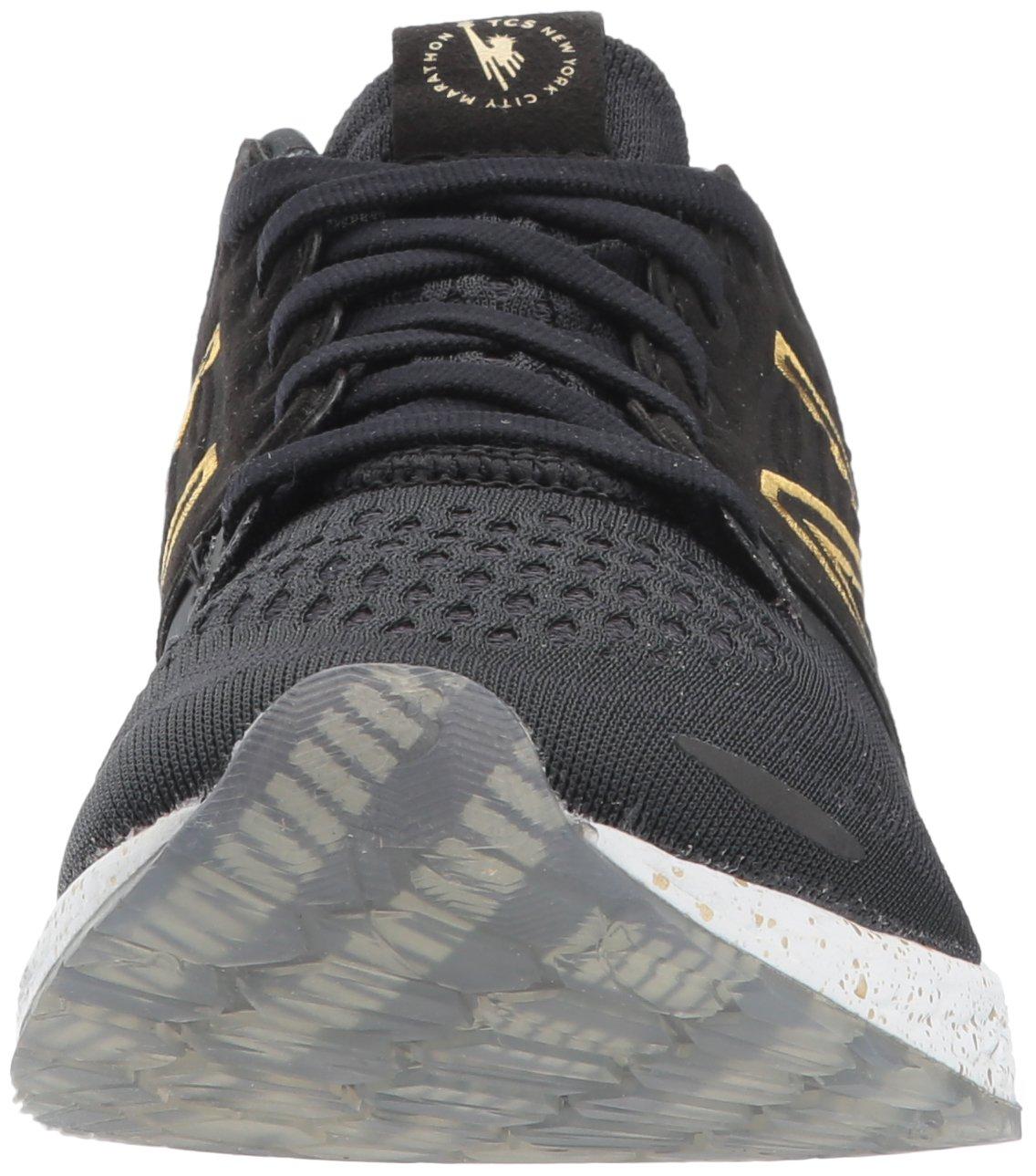 premium selection e85f0 482ca ... Zapatillas de running New Balance NYC Fresh Negro Foam Foam Zante  Balance V3 para mujer Negro ...