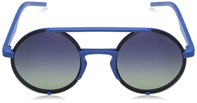 Polaroid Unisex Adults' Pld 6016/S Pw Zdi Sunglasses, Blue (Blute/Green),  50: Amazon.co.uk: Clothing