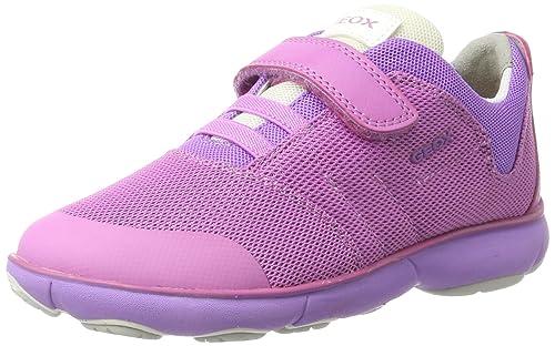 10189a60a87af Geox J Nebula Girl A - Zapatillas Niñas  Amazon.es  Zapatos y complementos