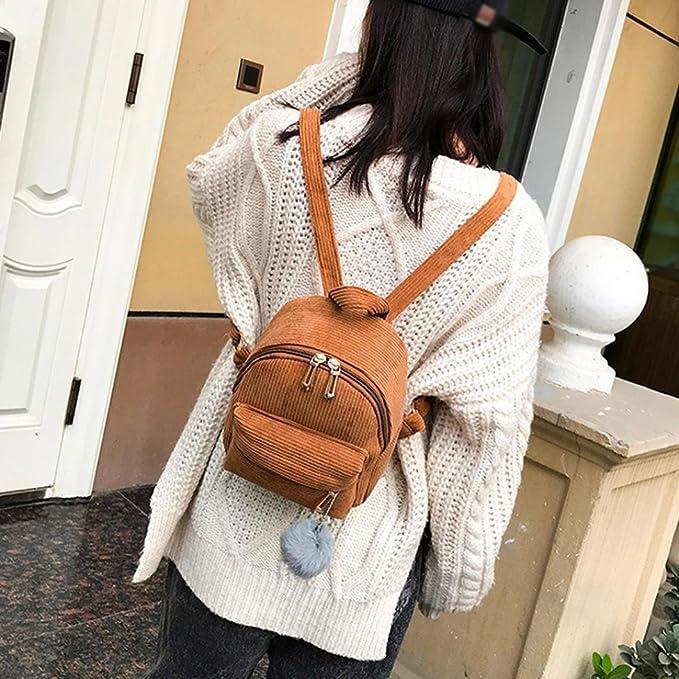 Inkach Womens Backpack Purse ❤️ Fashion Shinning Sequins Mini School Bags Rucksack Travel Satchel Daypack