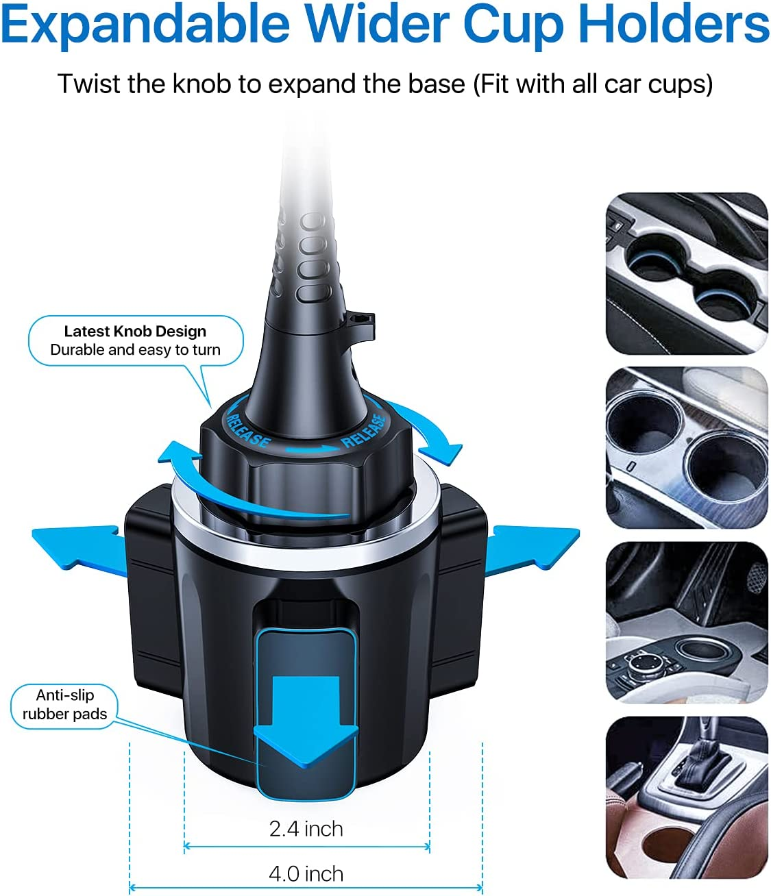 Best Cup Holder Phone Mount for BMW