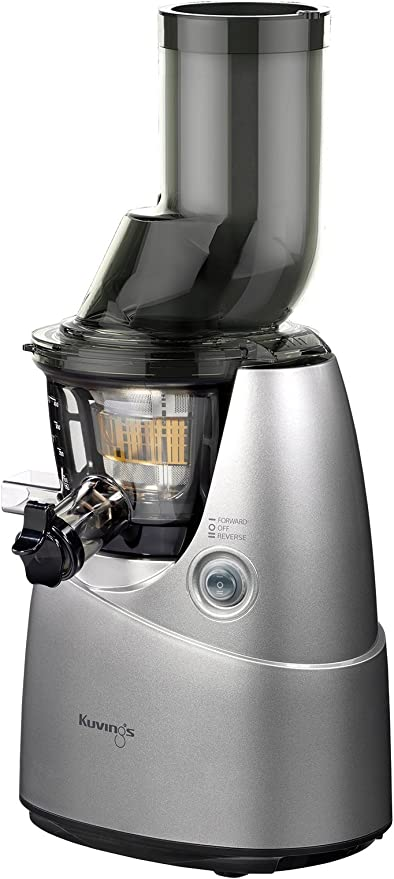 Kuvings Slow Juicer, 240W, Silver