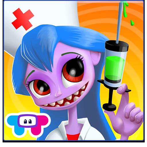 Doctor X: Zombie's Halloween (Surgeons Halloween Costume)