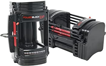 Powerblock EXP Stage-1 Dumbbells (Pair)