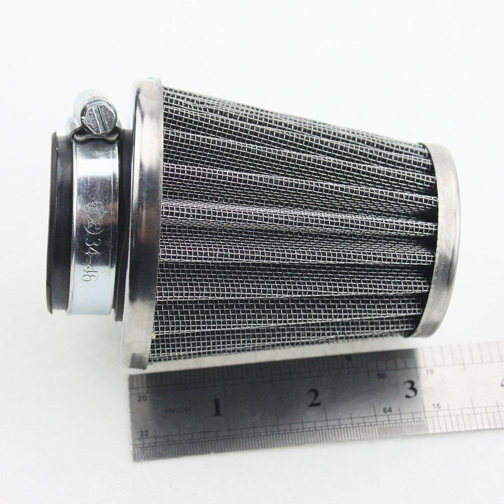 GOOFIT 35mm Filtre /à air pour 50cc 70cc 90cc 110cc 125cc ATV Dirt Bike Pocket Bike