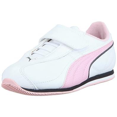 76943e6d7382 Puma Esito Tl V Kids Unisex Children s Sneaker 350588 12 White Size ...