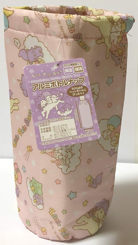 FRIEND Sanrio Little Twin Stars Water Bottle Holder Aluminium Heat Insulation Cooler Cover Unicorn