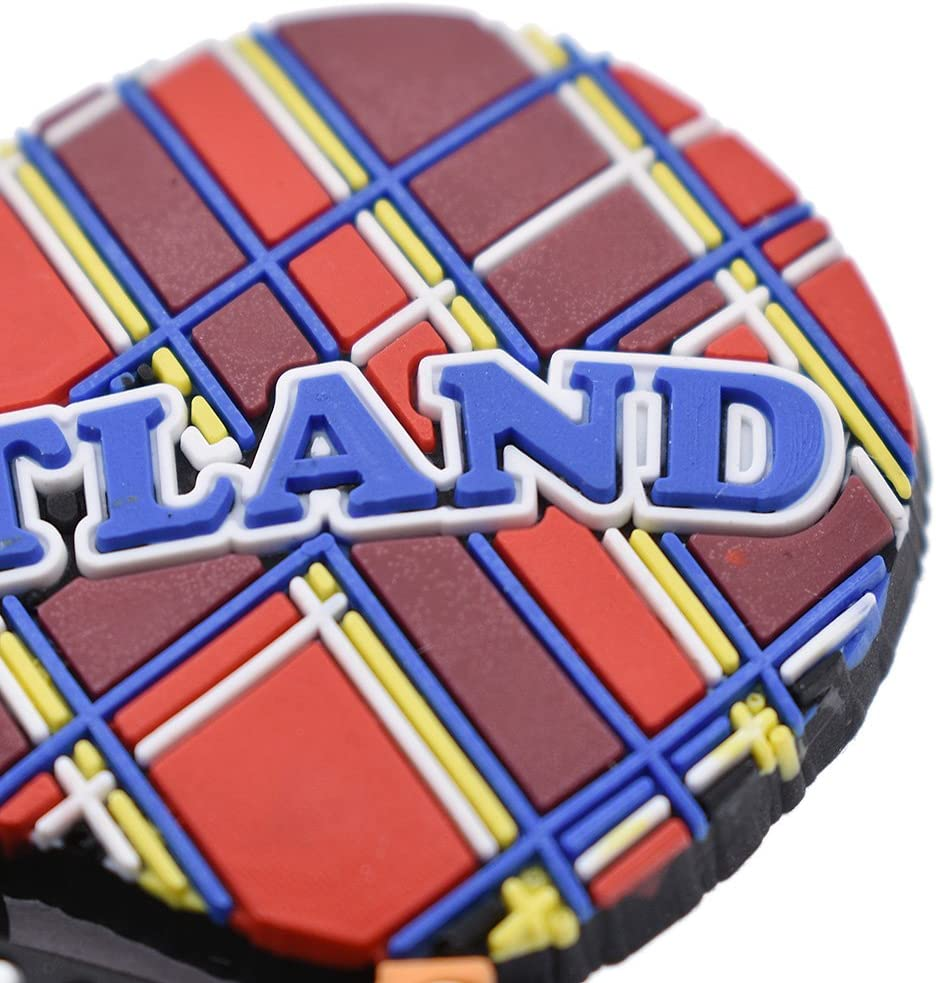 YNuth K/ühlschrankmagnet Pinnwandmagnet New York Freiheitsstatue Mehrfarbig Deko